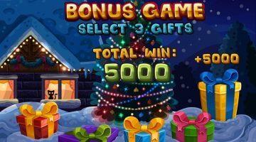 bonus game in slot