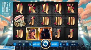 Spilleautomater basert på artister fra virkeligheten