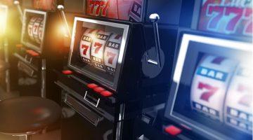spilleautomater på rad