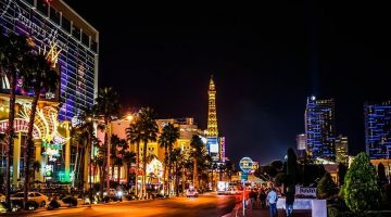 Berømte casinoer - Bellagio, Monte Carlo og The Venetian