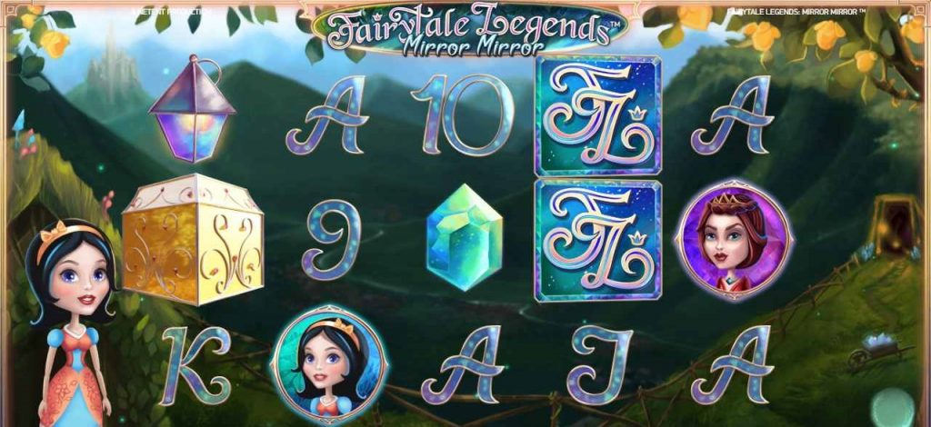 Fairytale Legends: Mirror Mirror - et spill om Snehvit