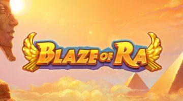 Blaze of Ra spilleautomat vurdering