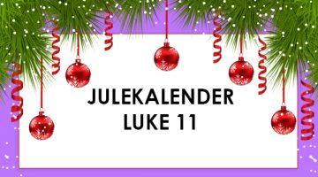 Betsson julekalender – luke 11