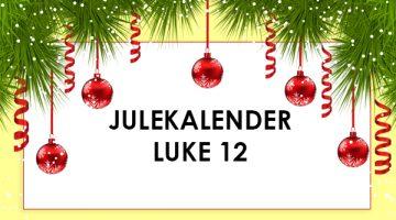 Betsson julekalender – luke 12