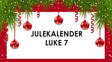Betsson julekalender – luke 7