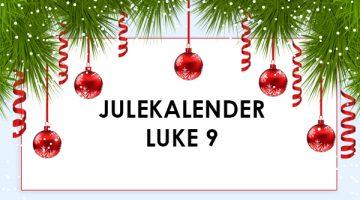 Betsson julekalender – luke 9